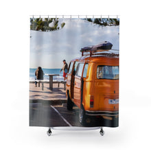 VW Kombi Shower Curtains