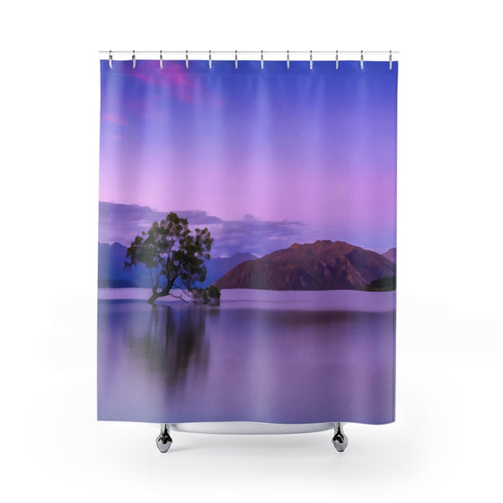 New Zealand Shower Curtains