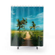 Beach Shower Curtains