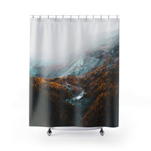 Switzerland Shower Curtains