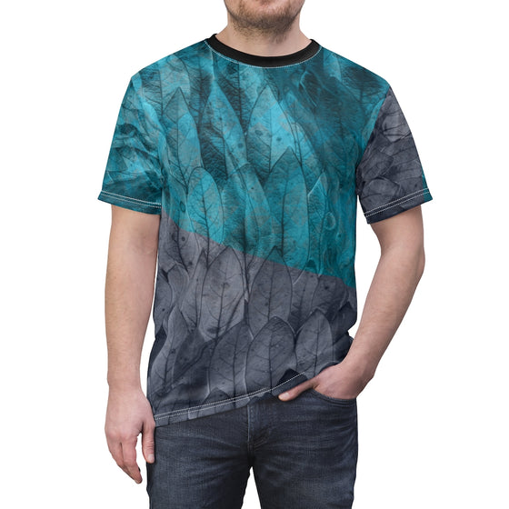 Leaves Cut & Sew Tee