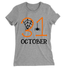31 October/Women's The Boyfriend Tee