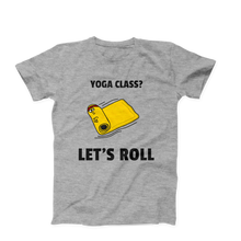 Yoga Class Unique Funny Unisex T-Shirt Design Men's Women's