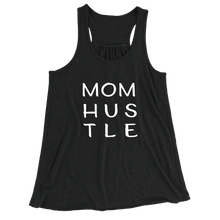 Mom Hustle/Women's Flowy Racerback Tank
