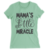 Mama's Little Miracle/Women's The Boyfriend Tee