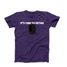 It's Time To Retire Funny Creative Men's Unisex T-Shirt