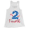 My 2nd Fourth/Women's Flowy Racerback Tank