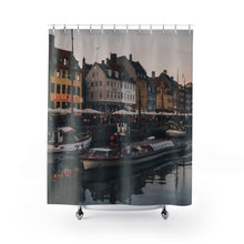 Denmark Shower Curtains