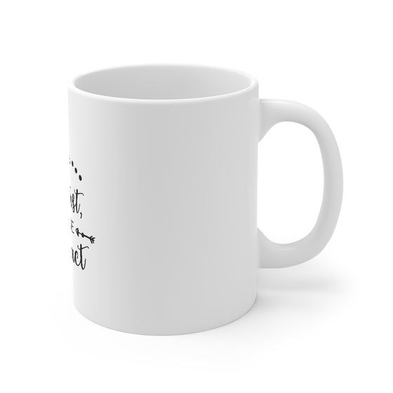 But First/Mug 11oz