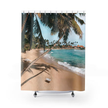 Sri Lanka Shower Curtains