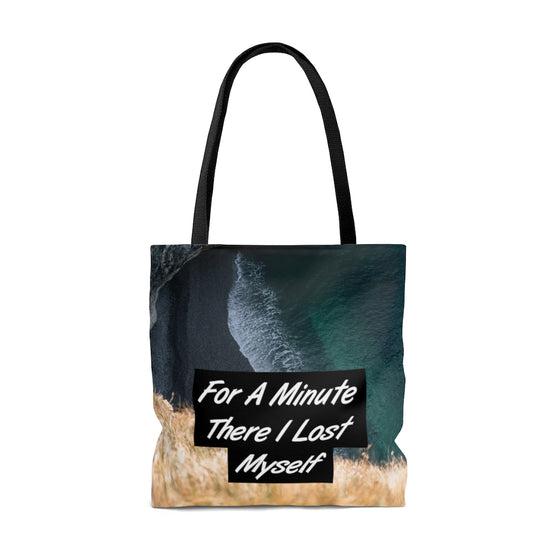 For A Minute Tote Bag
