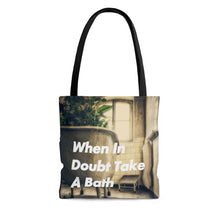 Bath Tote Bag