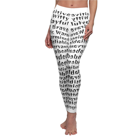 Character Traits/Women's Casual Leggings