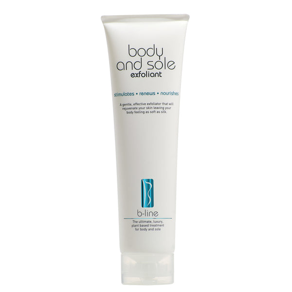 Foot Care Body and Sole Exfoliant Retail 150 ml