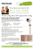 All in One Serum Infused  Derma Roller.    NEW