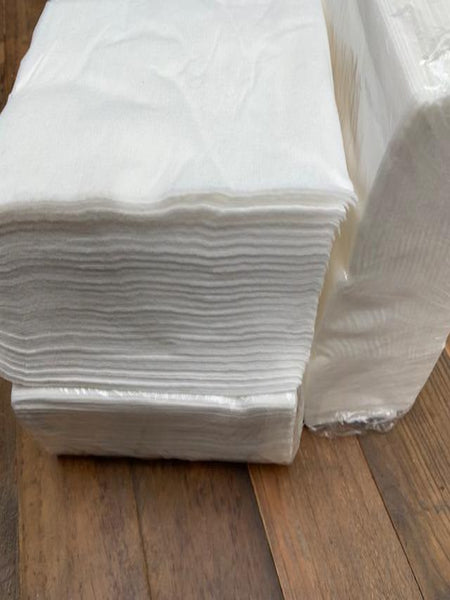 Disposable Lightweight 80*40cm towels. Only £4.99  pack of 25