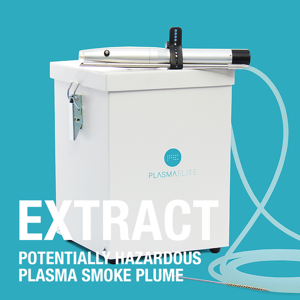 Plasma Plume  Extractor Fan.