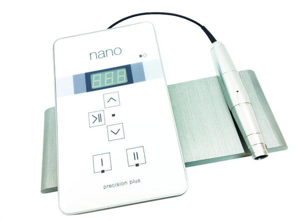 Nano Machine with Precision Plus Handpiece