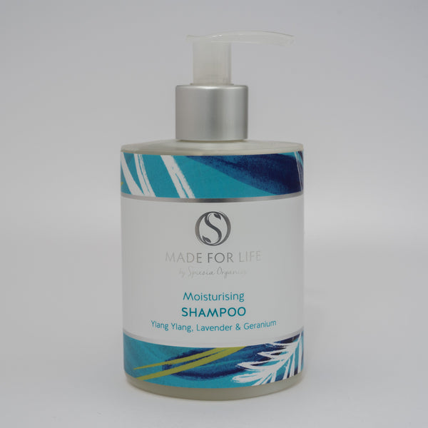 Organic Shampoo 315 ml Retail
