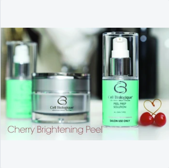 Cell Biologique Cherry Brightening Peel Trade Only