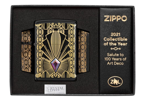 Zippo 49501 2021 Collectible of the Year