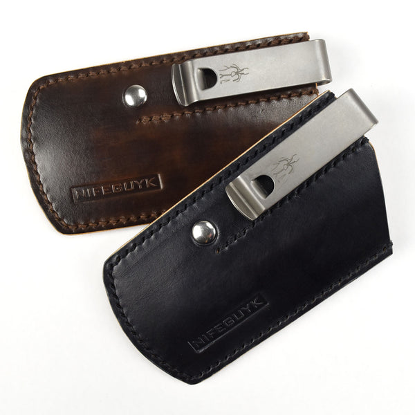 nifeguyk Leather Holster with Clip Thomas Tools