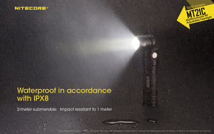 Nitecore MT21C LED Flashlight (1000 Lumens)