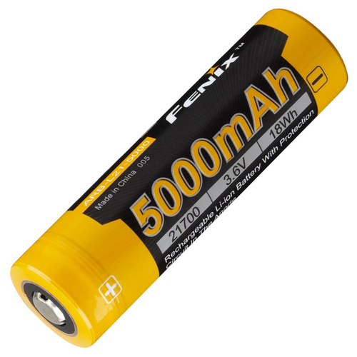 Fenix Battery 21700 ARB-L21-5000 Rechargeable
