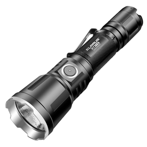 Klarus XT11X Rechargeable Flashlight (3200 Lumens) - Thomas Tools