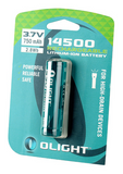 Olight Battery 14500 Lithium-Ion Battery