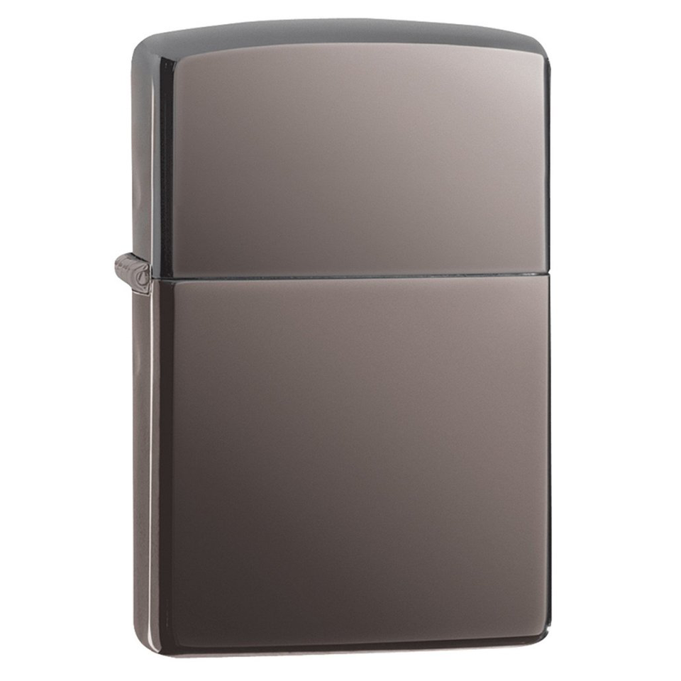 Zippo Colored 150 Classic Black Ice Lighter - Thomas Tools