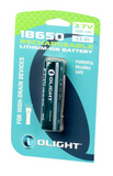 Olight Battery 18650 Lithium-Ion Battery 2600mAh