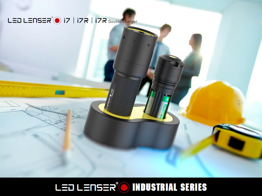 LED Lenser I7R (220 Lumens) - Thomas Tools