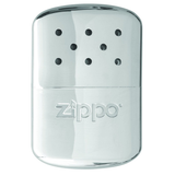 Zippo 40453 12-Hour High Polish Chrome Refillable Hand Warmer - Thomas Tools