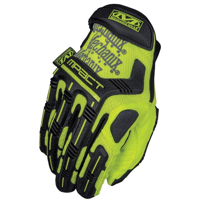 Mechanix M-Pact Safety (Hi-Viz Yellow)