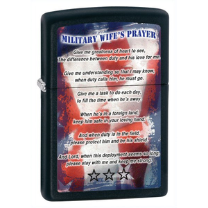 Zippo 28315 Military Wife's Lighter - Thomas Tools