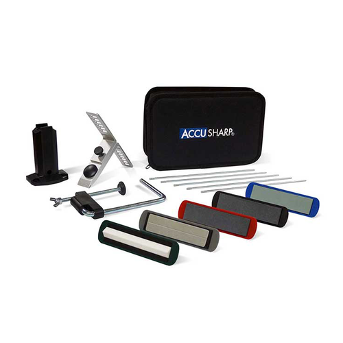 AccuSharp 5-Stone Precision Kit - Thomas Tools