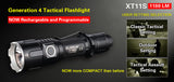 Klarus XT11S Rechargeable Flashlight (1100 Lumens)