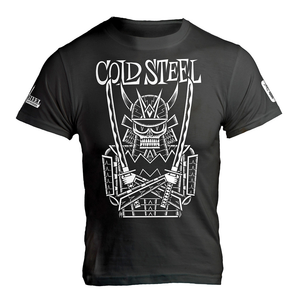 Cold Steel T-Shirt Undead Samurai (M, L, XL) - Thomas Tools