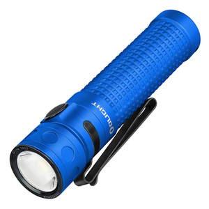 Olight Baton Pro Blue Limited Edition (2000 Lumens) - Thomas Tools