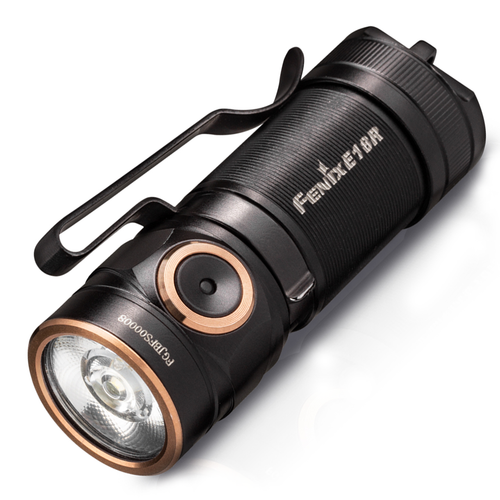 Fenix E18R Flashlight  (750 Lumens) - Thomas Tools