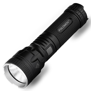 Folomov Tour B5M Rechargeable Flashlight (2500 Lumens) - Thomas Tools