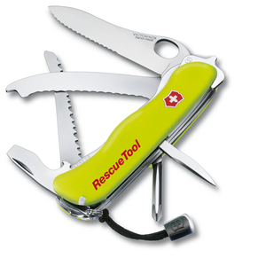 Victorinox RescueTool Multitool (Phosphorescent Yellow) - Thomas Tools