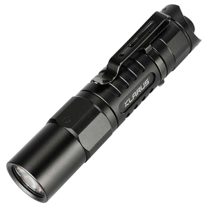 Klarus XT1A 2018 Rechargeable Flashlight (1000 Lumens)