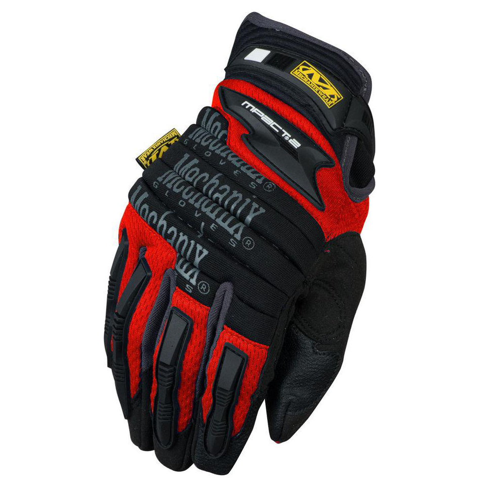 Mechanix M-Pact 2 (Red)