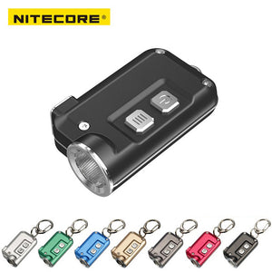 Nitecore TINI Keychain Recharge Flashlight (380 Lumens) (7 Versions)