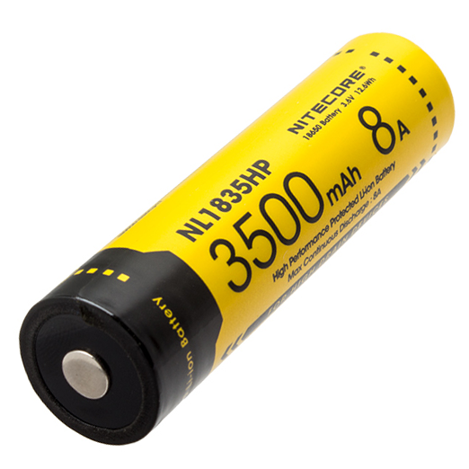Nitecore Battery 18650 NL1835HP - Thomas Tools