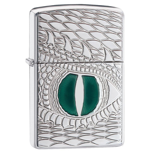 Zippo Armor 28807 Dragon Eye Lighter - Thomas Tools