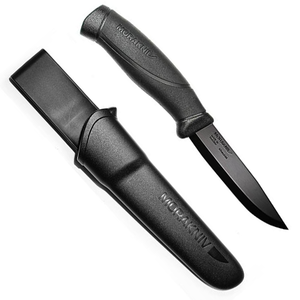 Morakniv Companion (Black Blade) - Thomas Tools