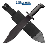 Cold Steel Black Bear Bowie Machete - Thomas Tools